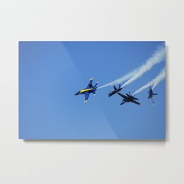 Blue Angels - 1 Metal Print