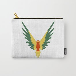 Maverick Birds Flying Carry-All Pouch
