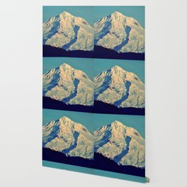 MT. HOOD - AT TWILIGHT Wallpaper