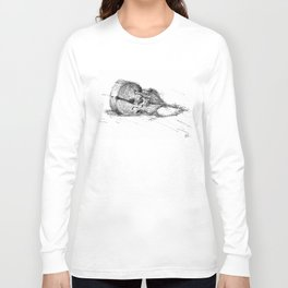 Contrabass resting Long Sleeve T-shirt