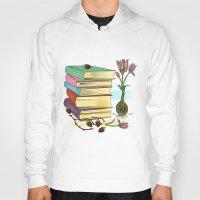 books Hoodies featuring Books by famenxt