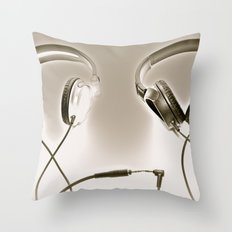 CONNECT Throw Pillow