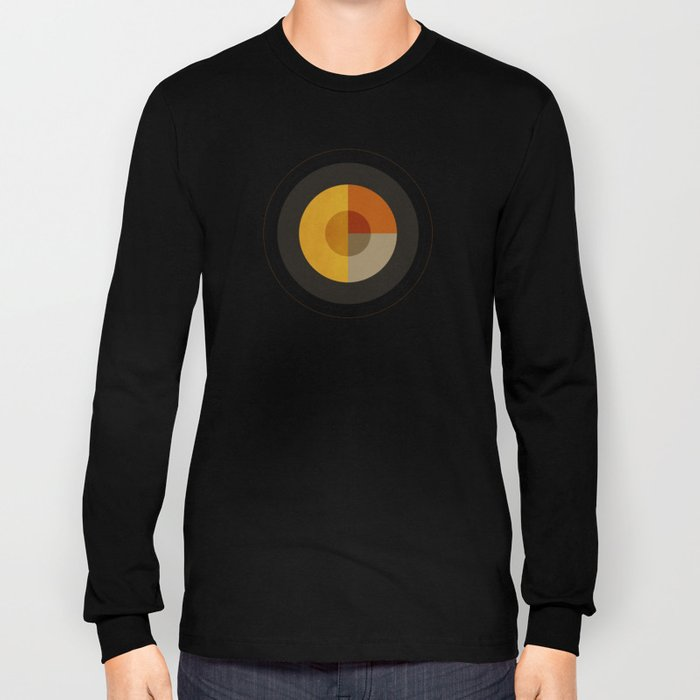 Minimalism / Geometric 1 Long Sleeve T-shirt