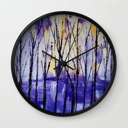 Grove 2 Wall Clock