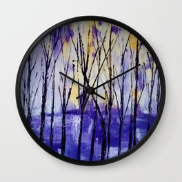 Grove 2 Wall Clock