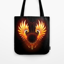 Wings Phoenix Tote Bag