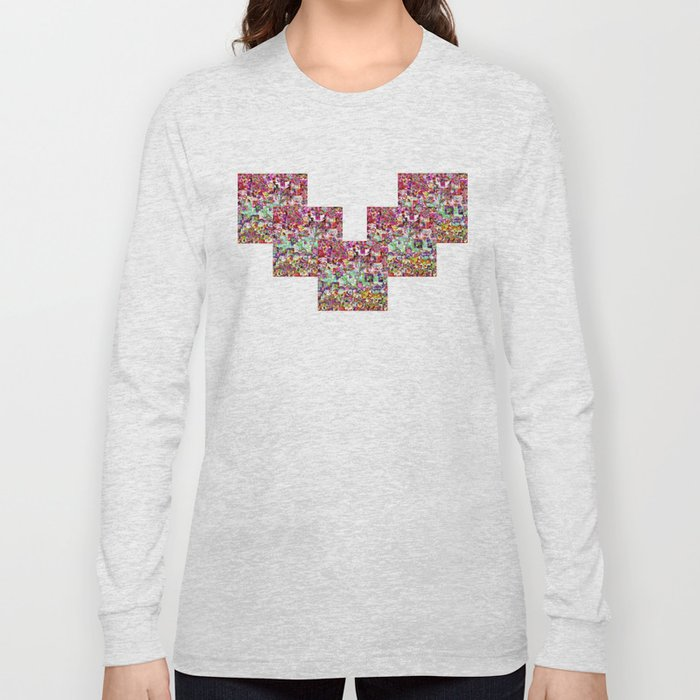 Interlinking possibilities... Long Sleeve T-shirt