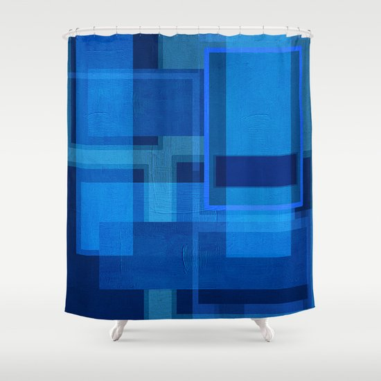 Textures/Abstract 94 Shower Curtain
