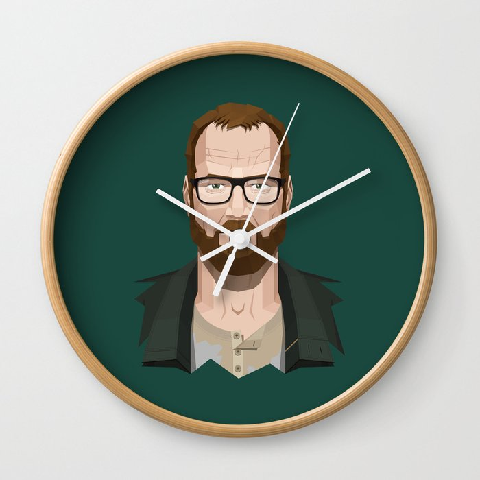 Goodbye, Walt Wall Clock