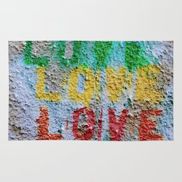 Seal of Love Rug
