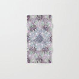Lavender swirl pattern Hand & Bath Towel