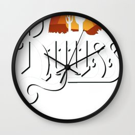 Kyuss Wall Clock