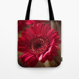 Red Gerbera II Tote Bag