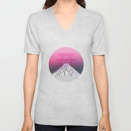 Dreaming of Japan Unisex V-Neck