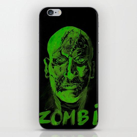 Zombi iPhone & iPod Skin