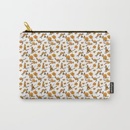 Funny kangaroos Carry-All Pouch