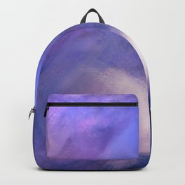 Innocence (Remembering life before the hurt) | Abstract Painting Backpack