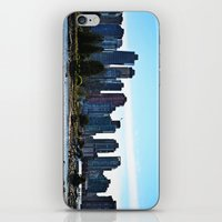 vancouver iPhone & iPod Skins featuring vancouver by LeoTheGreat
