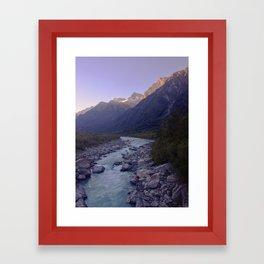 Copland Track Framed Art Print