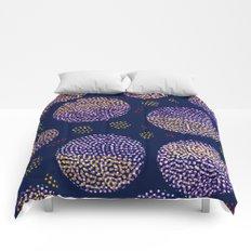 Joyful Christmas Night Pattern Decoration Comforters