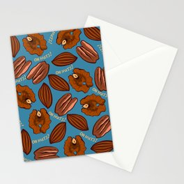 oh nuts! Stationery Cards