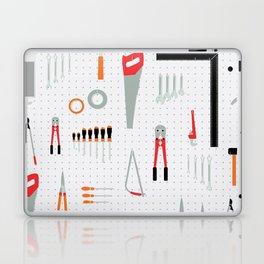Tool Wall Laptop & iPad Skin