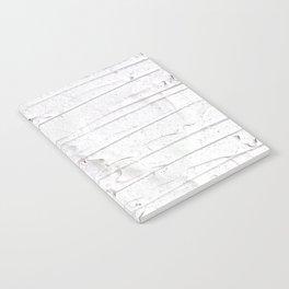 Black, White & White Notebook