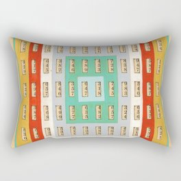 Practice in Fundamentals Rectangular Pillow