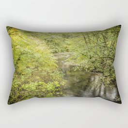 North Fork Silver Creek Rectangular Pillow
