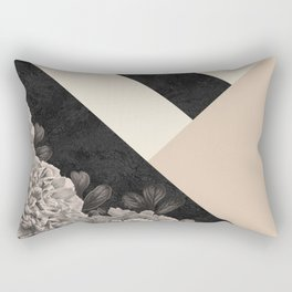 Flowers in sunlight Rectangular Pillow