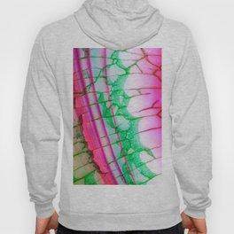 Psychedelic Tie Dye Quartz Hoody