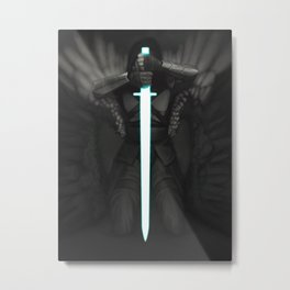 Onus Metal Print