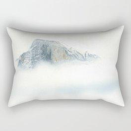 Half Dome Yosemite Rectangular Pillow