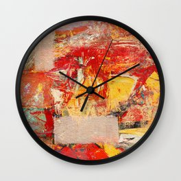 Irrational Animal Wall Clock