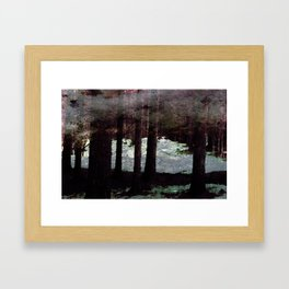 Forest Spirits Framed Art Print
