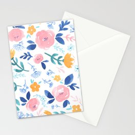 Lillian Floral Stationery Cards