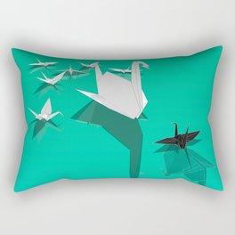 Misfit Rectangular Pillow