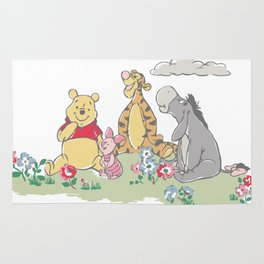 Winnie the Pooh x Cath Kidston Rug
