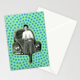Trippy Dotty Travels 003 Stationery Cards