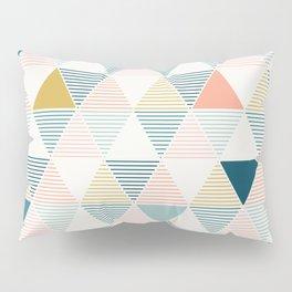 Modern Geometric Pillow Sham