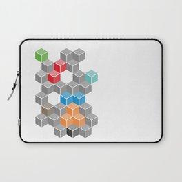 Isometric confusion Laptop Sleeve