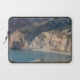 Rocks and beach - Ellie Wen Laptop Sleeve