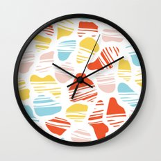Okapi Animal Print Wall Clock