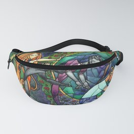 The Rose Maze Fanny Pack