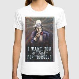 Bill Hicks Conscience Propoganda T-shirt