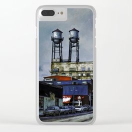 The Lookouts Clear iPhone Case