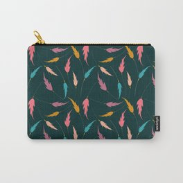 Cute hippie Carry-All Pouch