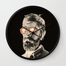 This is the end my friend Wall Clock