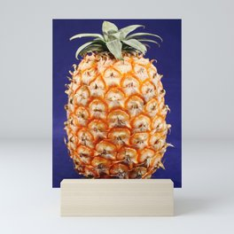 Azores pineapple Mini Art Print