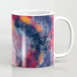 Abstract Texture Digital Painting Coffee Mug